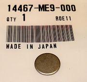 Раздел Шайбы для регулировки клапанов в магазине мотозапчастей МотоВитрина